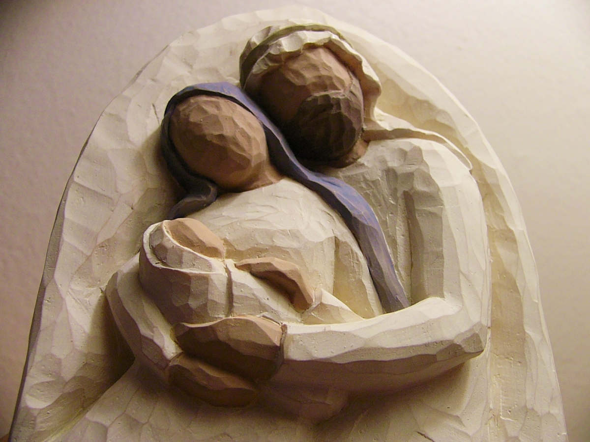 Swaddling Clothes: Gift-Wrapped Love
