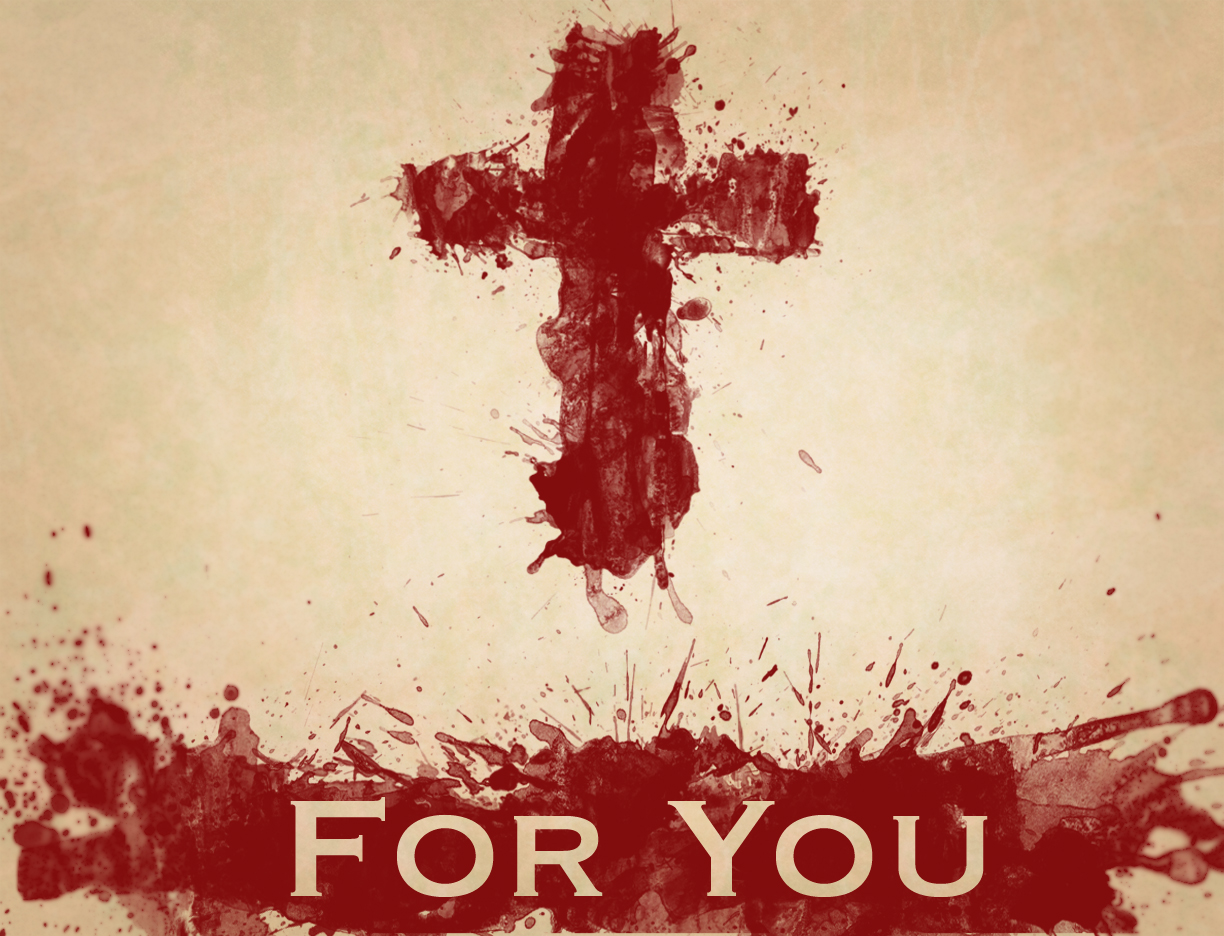 Blood Cross Reflections In The Word