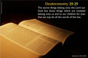 Deuteronomy 29-29 alt