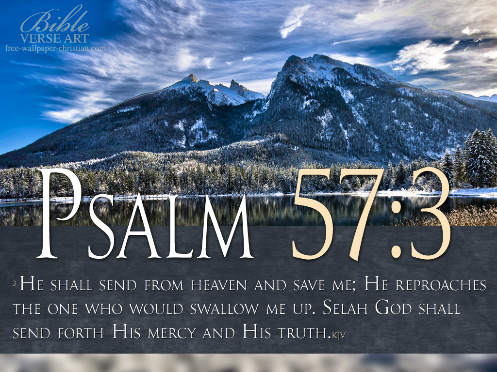 Free-Christian-Wallpaper-Psalm-57-3 | Reflections in The WORD
