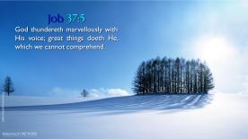 Job 37:5