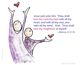 Matthew 22:37,40