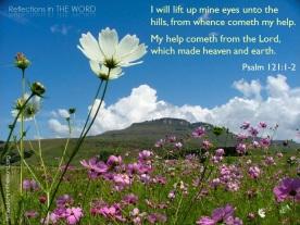 Psalm 121:1-2