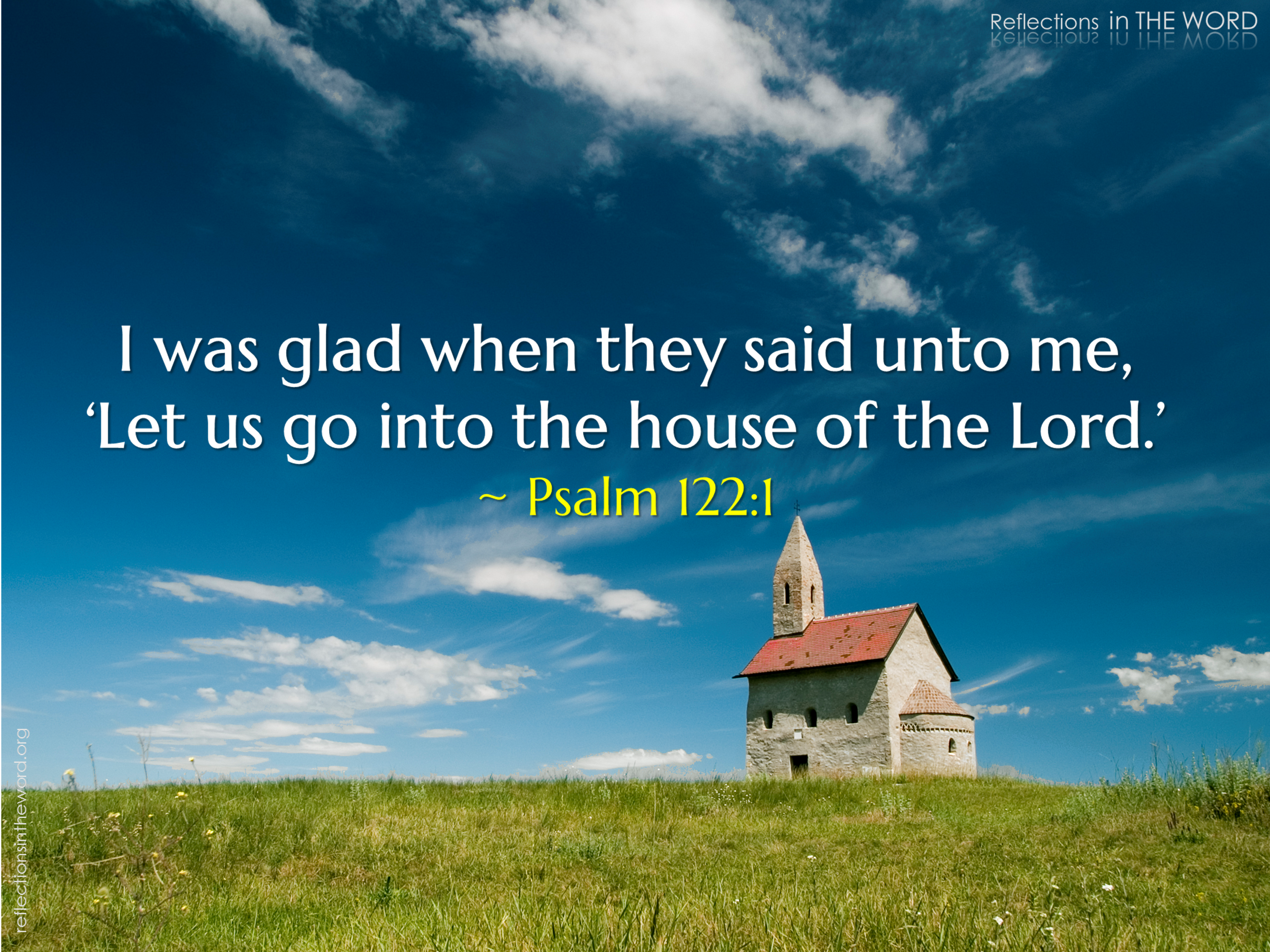 Reflection On Psalm 122 New Life Narrabri