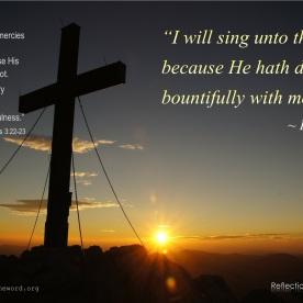Psalm 13:6