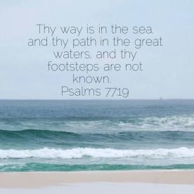 Psalm 77:19