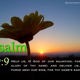 Psalm 79:9