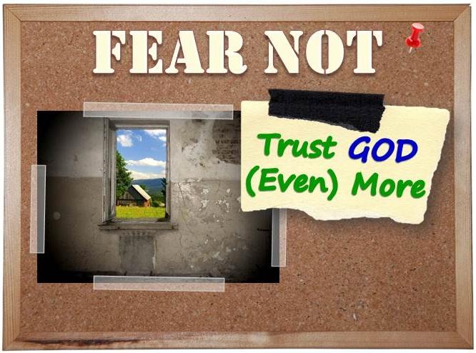 Trust God More