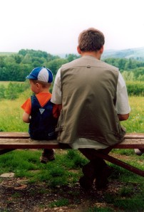 father and son-3