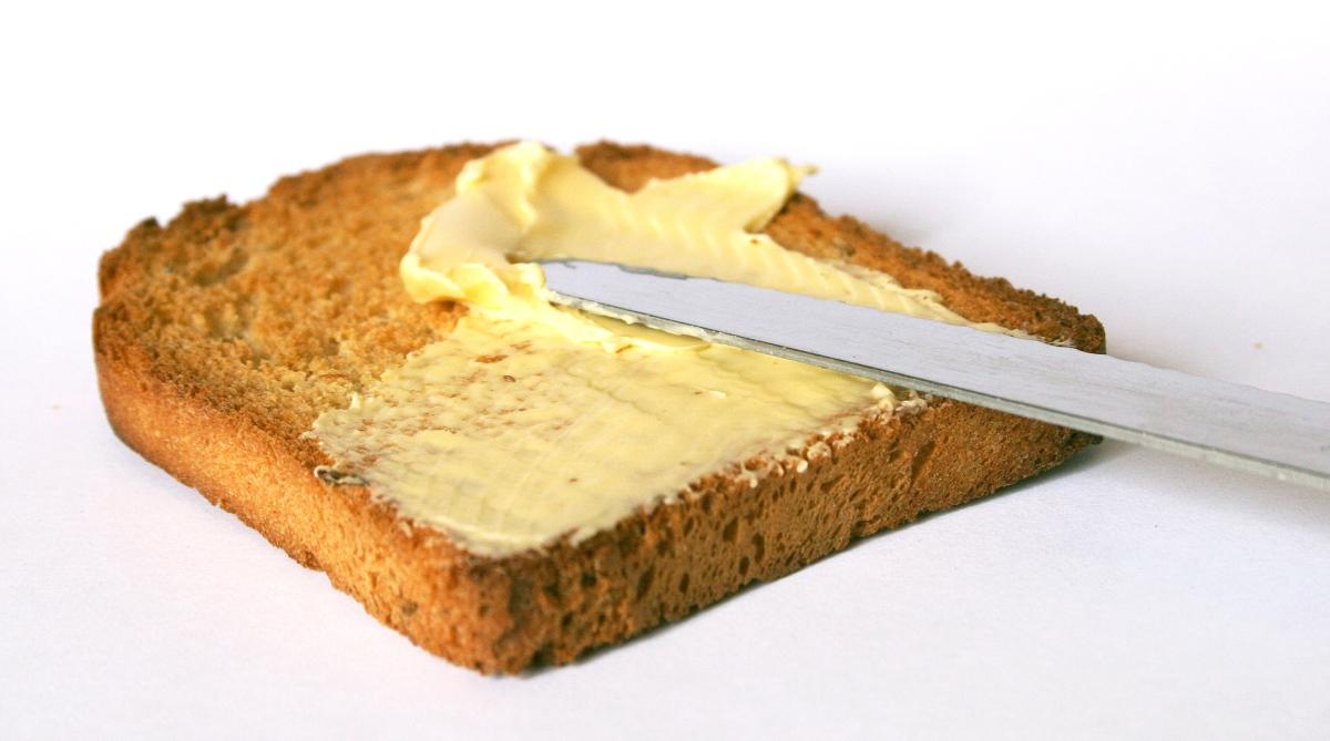 butter on toast-1