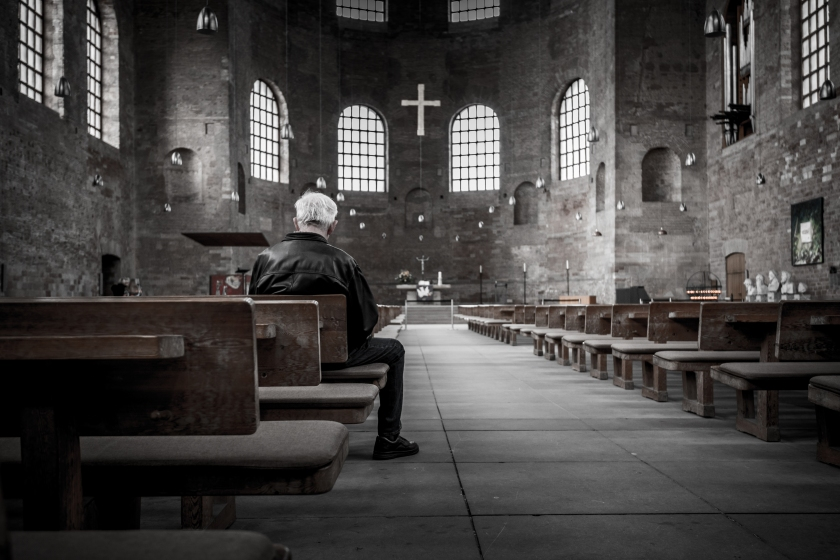 man-alone-in-church